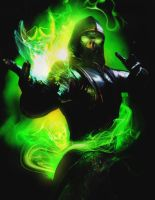 Ermac by SallibyG-Ray