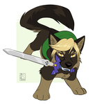 Commission: Stochan by SilverDeni