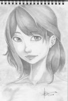 Girl 3 by AfiqstylE