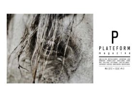 PLATEFORM ISSUE 41 05 12 by PLATEFORM