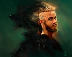 Ragnar by Ssarawolf