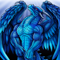 Dragon Ascendant - Color by DragonosX