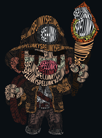 Spelunky Poster by Xargo