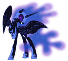 MLP Resource: Nightmare Moon 06 by ZuTheSkunk