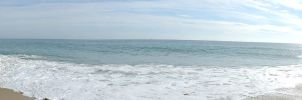 Beach Panorama by Earlrocks1