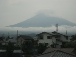 Mt. Fujisan by roxzci