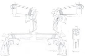 prespectives weapons by joseisai