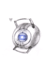 wheatley by ctrlkun