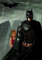 The Dark Knight by L-3000-GT