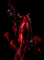 Red Girl by Citronade-Arts