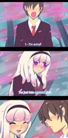 Sweet Lace :: Rejection by athe-nya