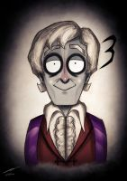 Doctor Burton 3 by The-Spooky-Man