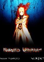 Naruto Uzumaki by VeRDICT040
