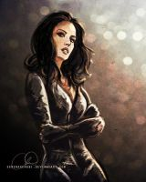Catwoman - Anne Hathaway by ChristyTortland