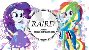 RD/RA Unmakeablelove by shaynelleLPS