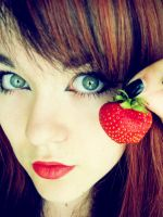 ...strawBerry... by GreenEyesOfRain