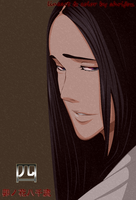 Unohana Yachiru - colored by Ahrifox