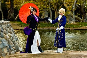 A waltz in the park. by soul02