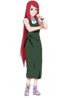 Kushina PNG :3 by ElenEditions