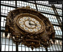 Watch - Musee D'Orsay by izoard781