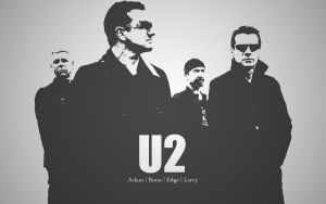 U2 Wallpaper by PiroRM