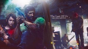The Last Of Us by Lomier