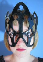 Gothic Windows Mask by Dr-K