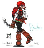 Its Jade by diffy