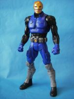 Custom 12 inch Guardian Figure Young Justice by cusT0M