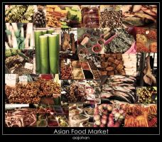 Asian Food Market by aajohan