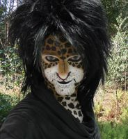 Leopard Makeup by Ncreatured