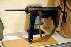 M3 submachine gun by avitar270