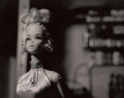 Barbie by tardney