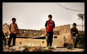 Mosul's Youth by Branmaster6622