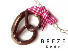 Breze necklace by mimmymania