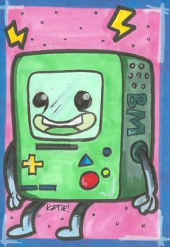 BMO by K8e-Art