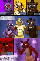 FNaF the comic [Page 4] by CreepyCheeseCookie