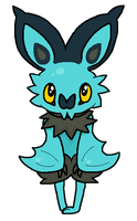 Gatsby the Noibat by Little-Painter
