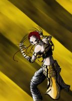 Lady Deathstrike by Cantique