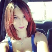 Red hair by DianCat