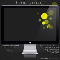 Rounded carbon by UltimateRT