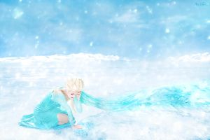 Frozen: No Escape from the Storm by JoviClaire