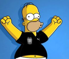 PAOK HOMER by fanis2007