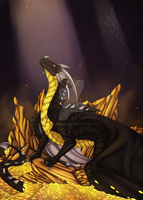 Because In Gold We Trust by HarrietMilaus