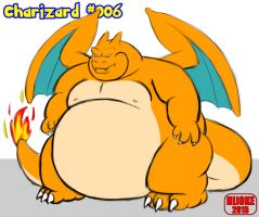 Pokemon ABACB - Charizard #006 by DragonDoctor
