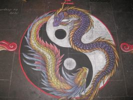 Yin Yang collab by naturehound