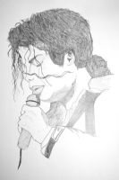 Michael Jackson in song by Pmore13