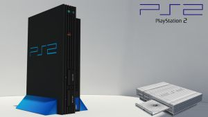 Playstation 2 by Mo3D