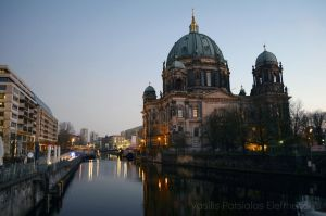 Berlin Cathedral by bill470