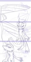 .:My OC's -Floraess- WIP:. by PhoenixSAlover